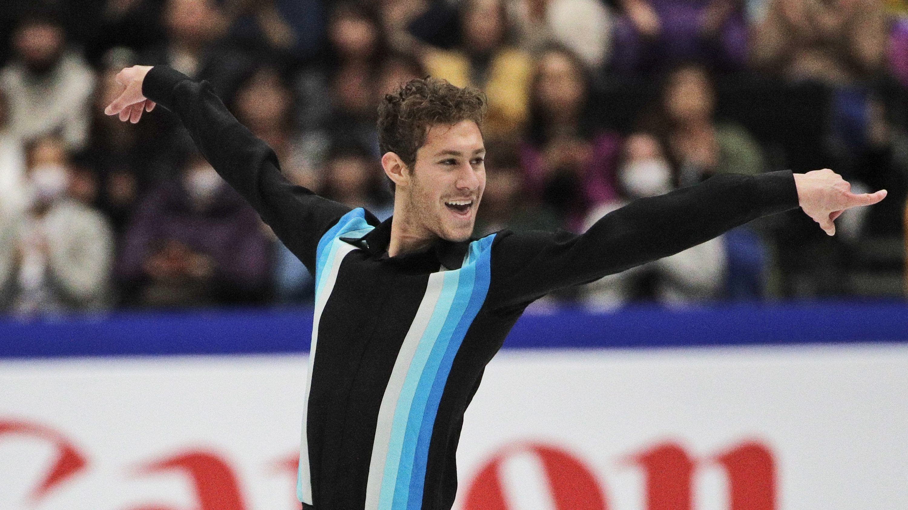 The Gay Games Have Meant The World To This Figure Skater