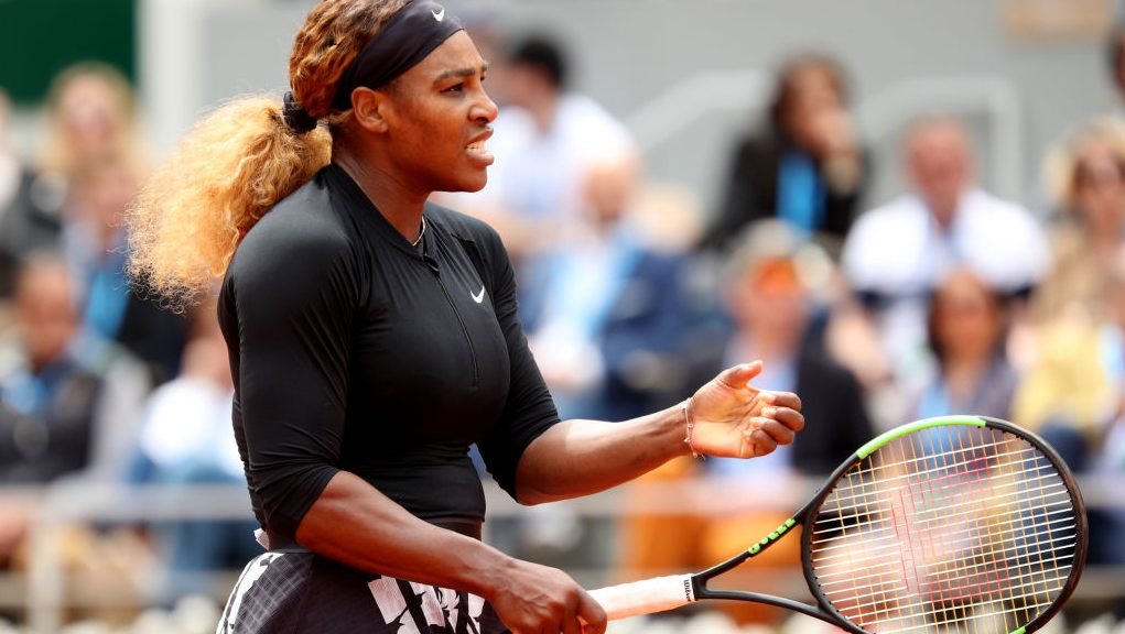 Serena Williams stunned by Sofia Kenin at French Open