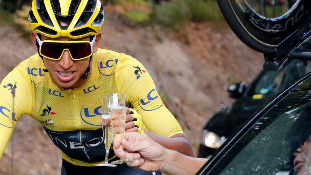 Egan Bernal wins Tour de France, first Colombian, youngest since WWII