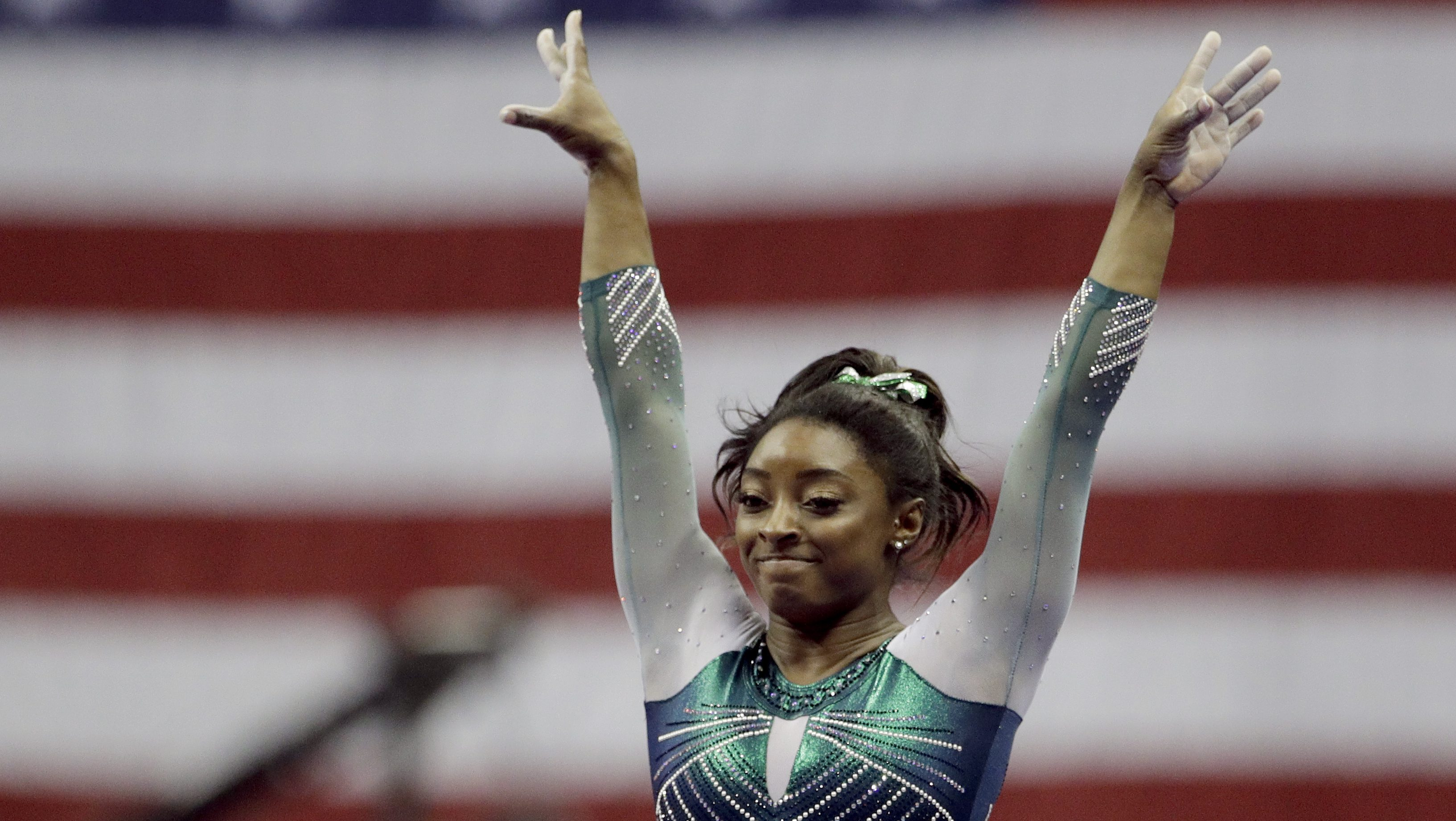 Simone Biles' road to GOAT status, sixth U.S. all-around title, and how it almost didn't happen