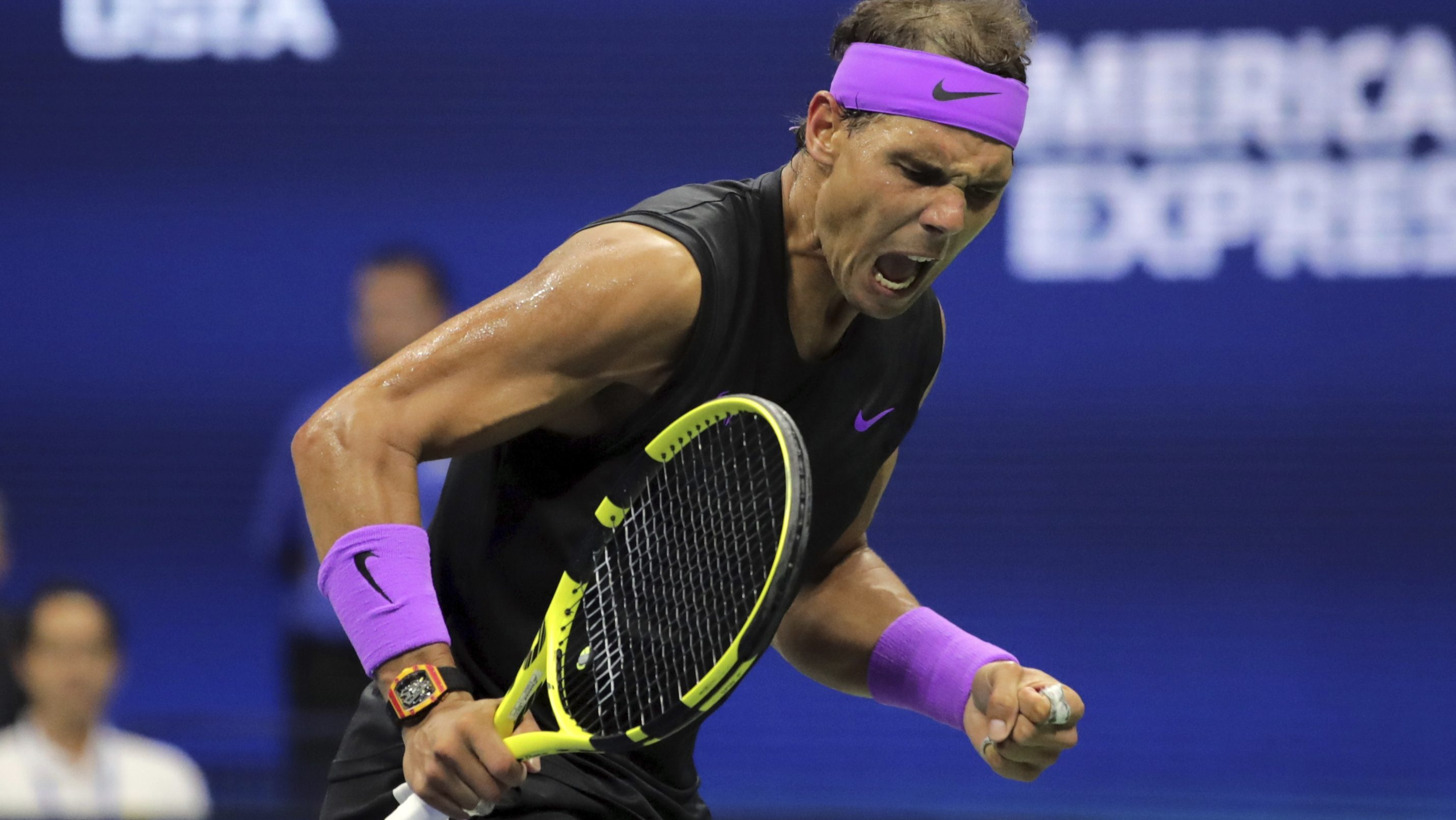 Rafael Nadal Outlasts Daniil Medvedev In U S Open Epic One Shy Of Roger Federer S Record Olympictalk Nbc Sports