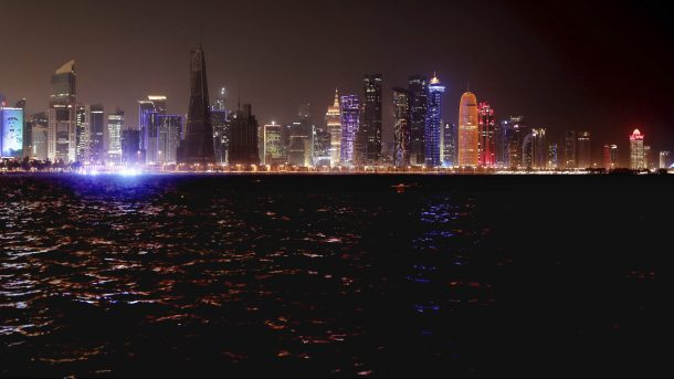 Doha waterfront