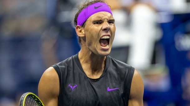 Rafael Nadal Into U S Open Final With Roger Federer S Record On Horizon Olympictalk Nbc Sports