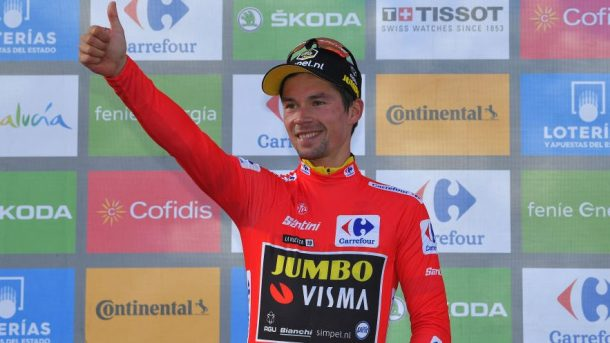 Primoz Roglic Ex Ski Jumper Set To Win Vuelta A Espana Olympictalk Nbc Sports