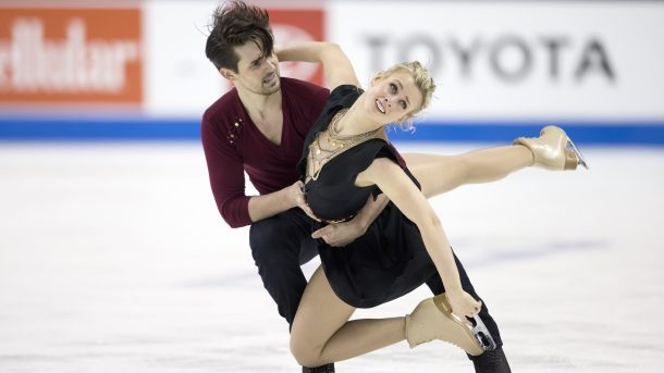 Madison Hubbell, Zach Donohue