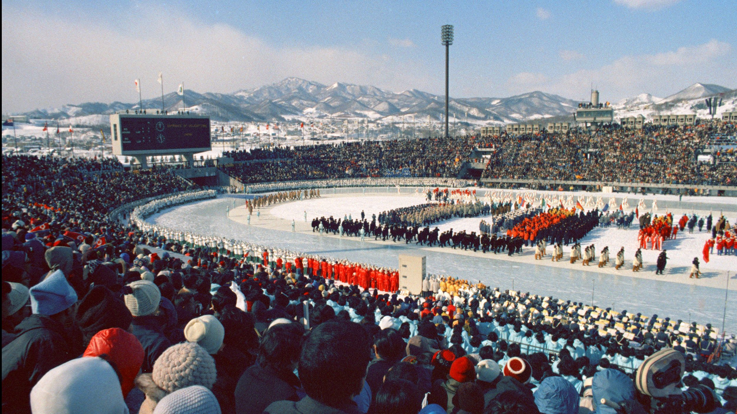 Sapporo becomes first official 2030 Olympic bid