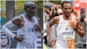Eliud Kipchoge, Kenenisa Bekele