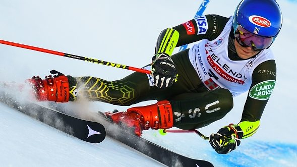 Petra Vlhova, Federica Brignone tie for World Cup win, .01 ahead of Mikaela Shiffrin