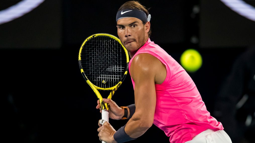 Rafael Nadal advances at Australian Open; American back on Slam stage