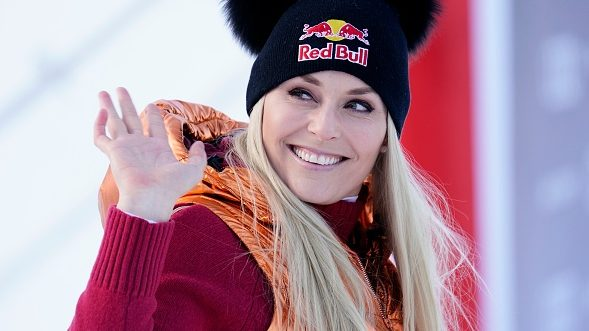 Lindsey Vonn makes first trip to Kitzbuehel, still feeling some sadness of retirement