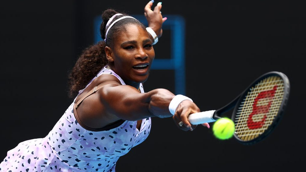 Serena Williams upset at Australian Open