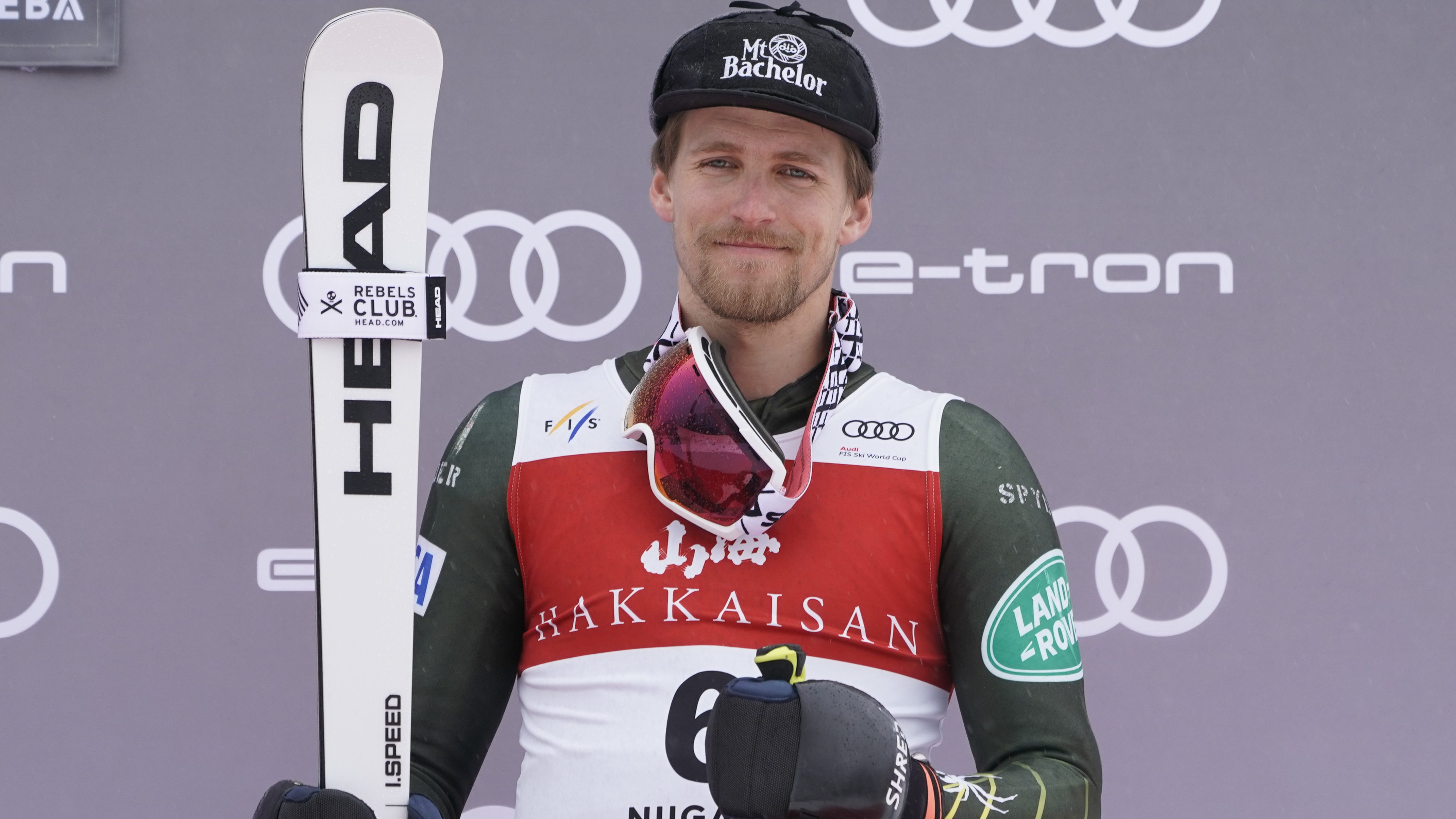 Tommy Ford returns to giant slalom podium in Japan