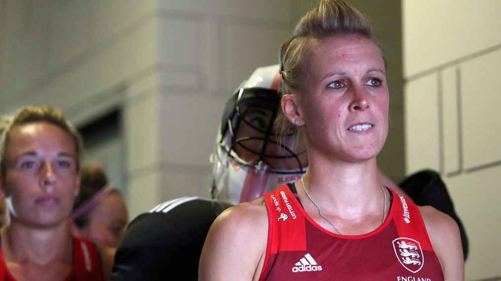 Olympic champion field hockey player retires after freak head injury