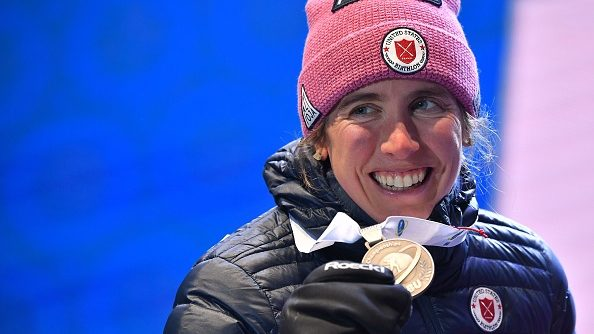 Susan Dunklee adds to strong decade in U.S. biathlon - NBC Sports