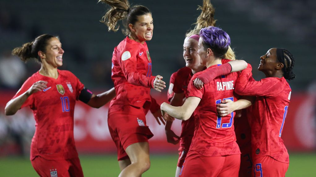 US women's soccer team qualifies for Tokyo Olympics; hard decisions next