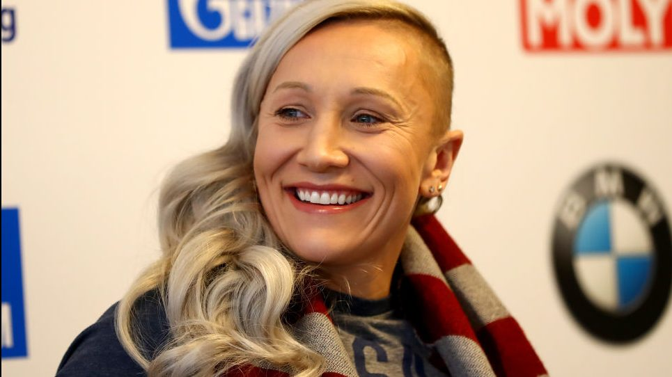 Kaillie Humphries wins bobsled world title in first season for U.S.