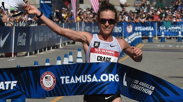 Amy Cragg to withdraw from U.S. Olympic marathon trials