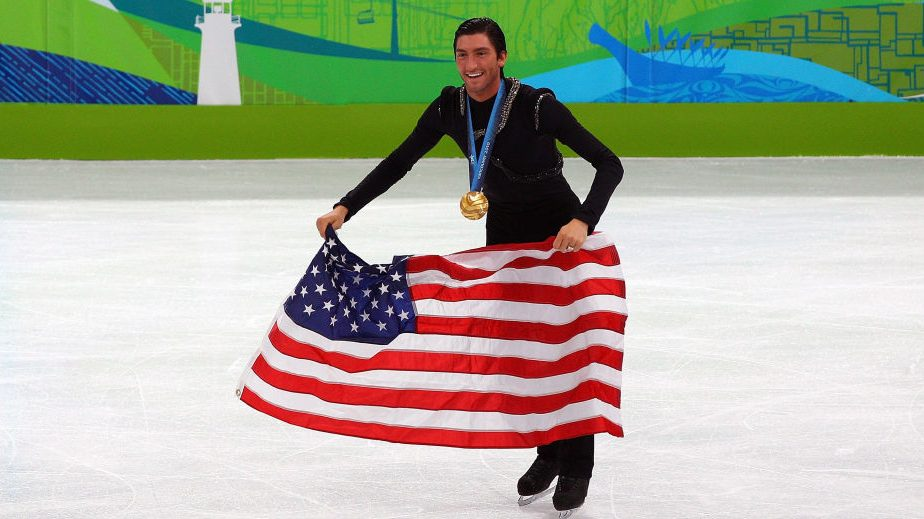 Evan Lysacek reflects on Vancouver win - OlympicTalk | NBC Sports