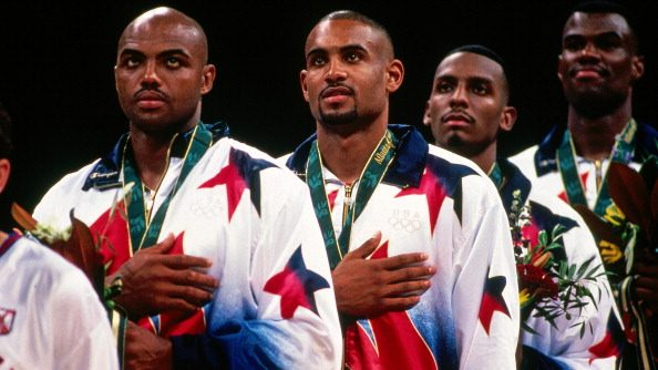 Image result for charles barkley olympics