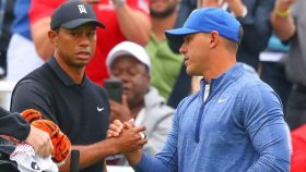 Tiger Woods, Brooks Koepka