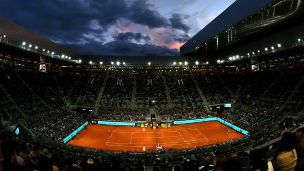 Madrid Open Tennis