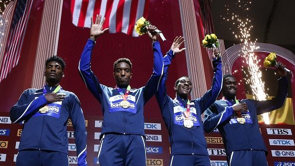 World track and field championships moved to July 2022 - NBC Sports