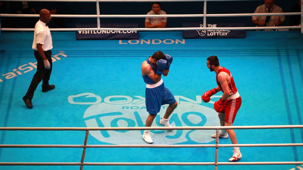 Olympic Boxing Qualifying