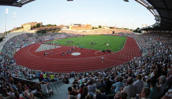 Bislett Stadium Oslo Diamond League