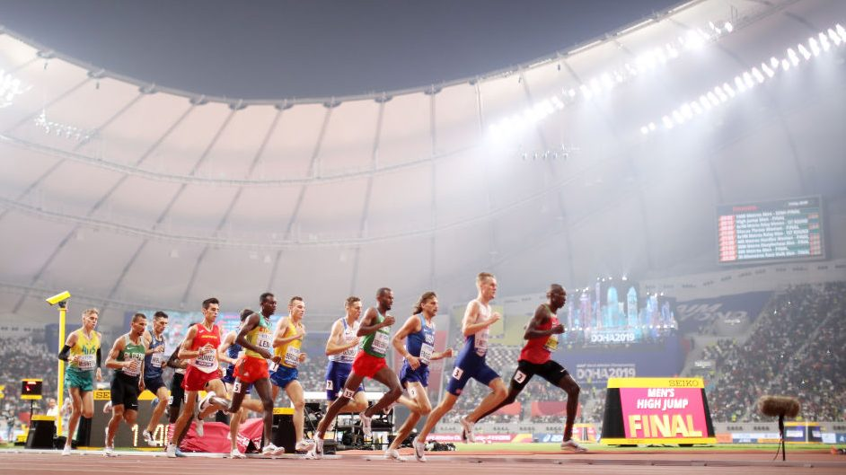 2019 Doha World Track and Field Championships