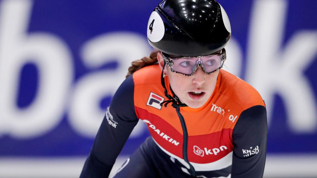 Lara van Ruijven, short track speed skating world champion, dies at 27
