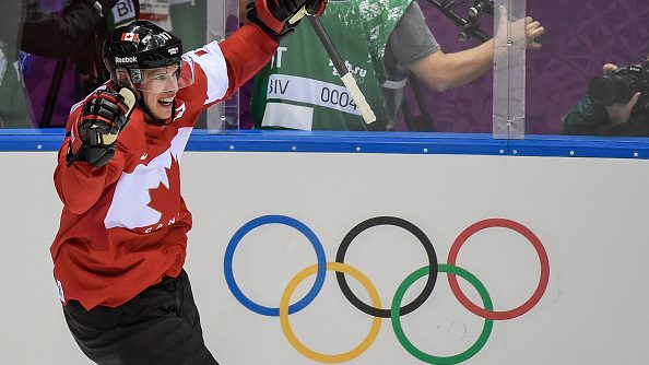 Sidney Crosby Olympic Hockey