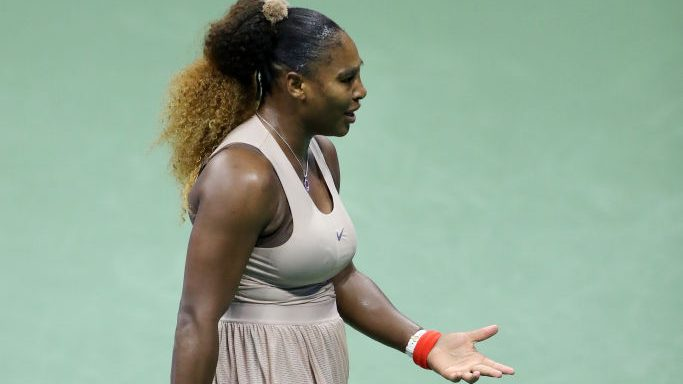 Serena Williams ousted in U.S. Open semifinal by Victoria Azarenka