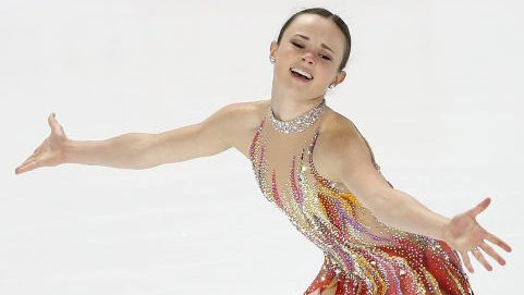 Mariah Bell wins Skate America, a next step to defying Olympic history