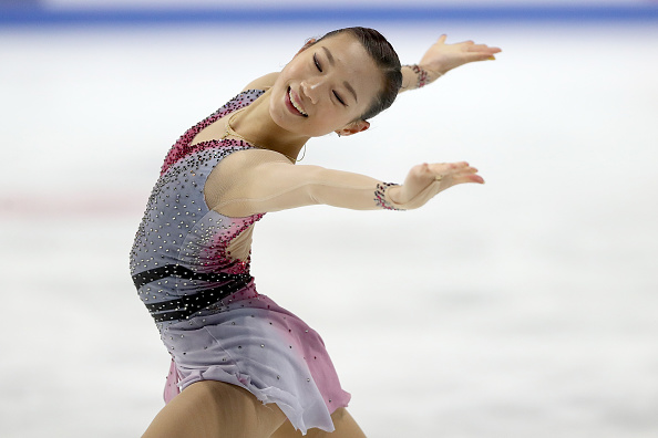 Reality check: Audrey Shin is what's happening in U.S. women's skating