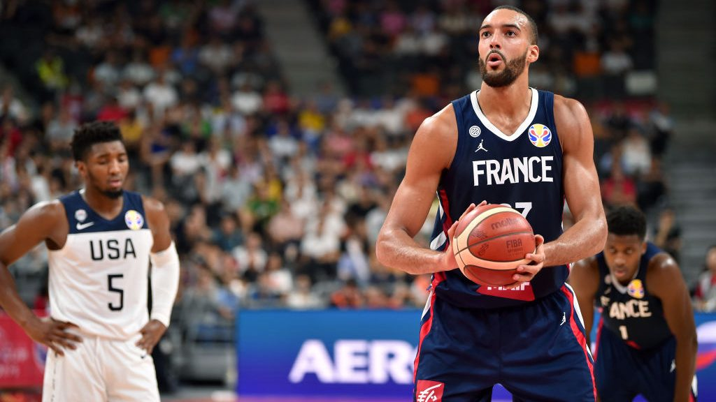France Olympic men's basketball roster named with 5 NBA players