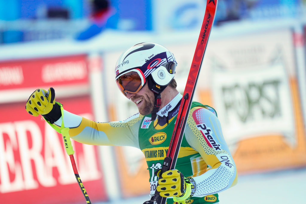 Audi FIS Alpine Ski World Cup - Men's Super Giant Slalom