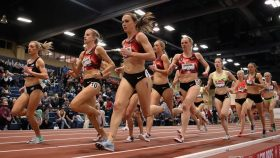 2020 Toyota USATF Indoor Championships - Day One