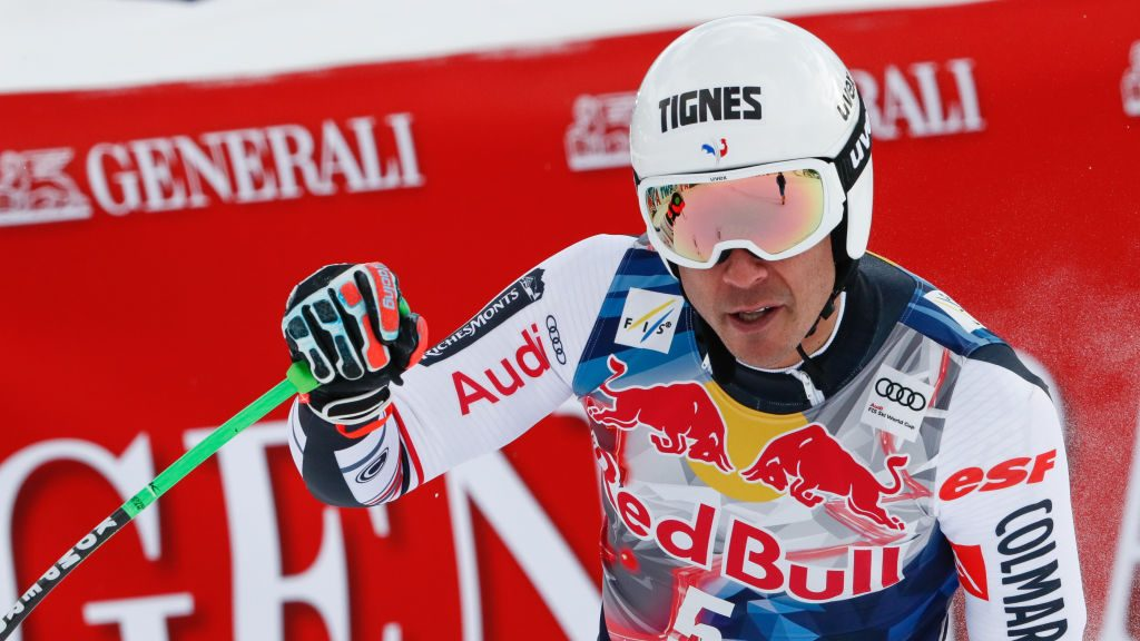 In Kitzbuehel, 40-year-old becomes oldest Alpine skier to make World Cup podium