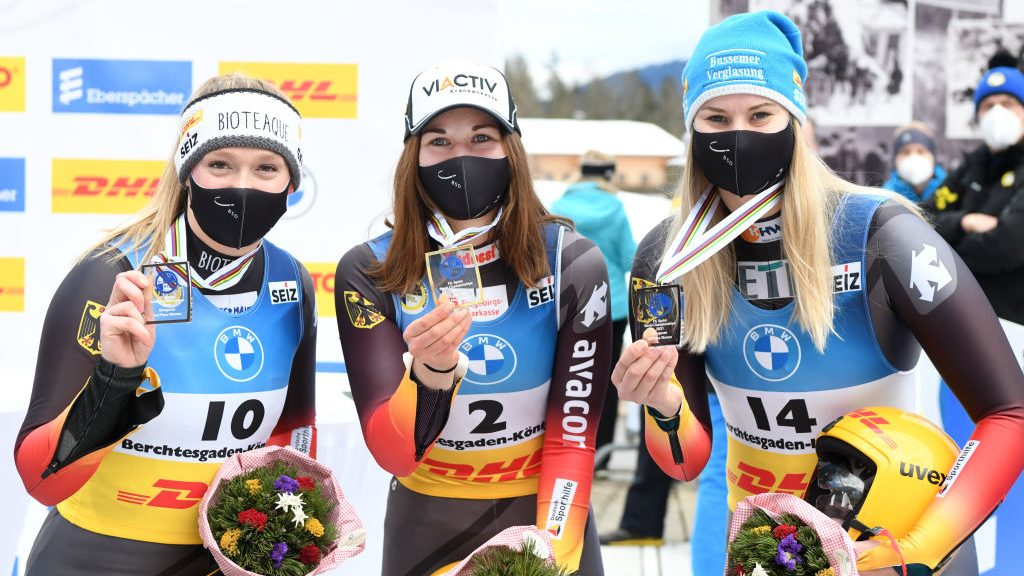 Luge World Championships