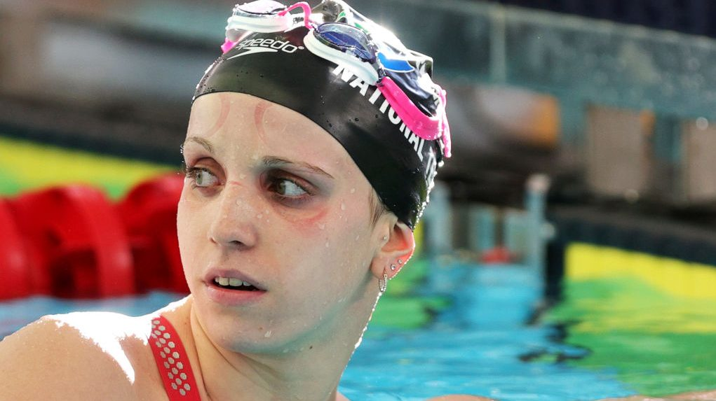 Regan Smith swam through one last obstacle in 2020