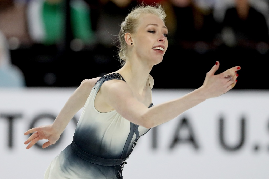 Bradie Tennell wins skating national title, three years after her first - Home of the Olympic Channel