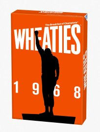 Tommie Smith Wheaties Box