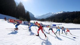FIS Nordic World Ski Championships Oberstdorf - Men's Cross Country Team Sprint Finals