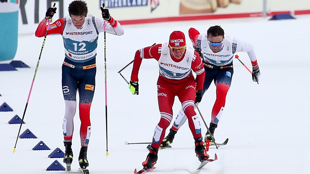 Star disqualification, broken ski pole mar cross-country worlds 50km finish