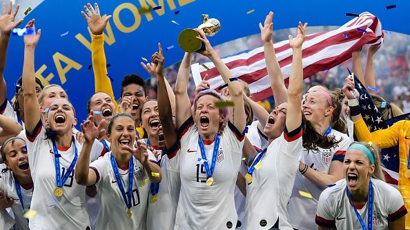"""FIFA Women's World Cup France 2019""""Women:  United States of America v The Netherlands"""""""