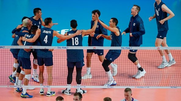 VOLLEY-NATIONS-LEAGUE-USA-RUSSIA