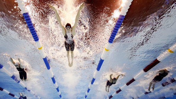 2021 U.S. Olympic Trials - Swimming - Day 1