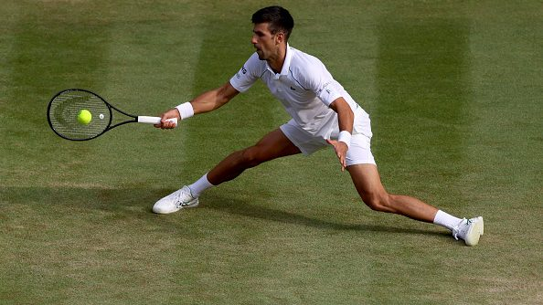 Wimbledon 2021 - Day Five - The All England Lawn Tennis and Croquet Club