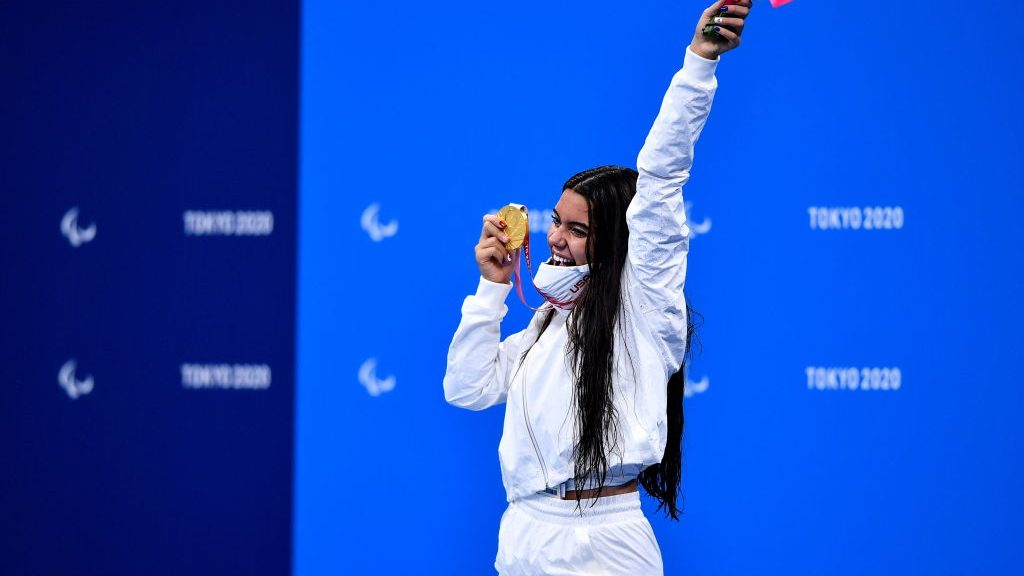 Tokyo 2020 Paralympic Games - Day Two