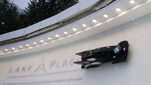 2019 IBSF World Cup Bobsled & Skeleton - Day 1